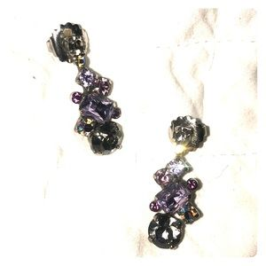 Sorrelli earrings with 925 backs